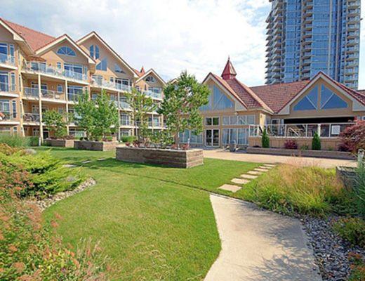 Discovery Bay Resort - #217 - 3 Bdrm + Den - Kelowna (KRA)