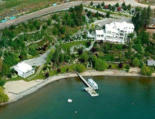 Okanagan Beach House - 5 Bdrm - Peachland