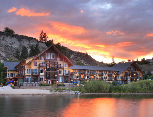 Summerland Waterfront Resort - 1 Bdrm Lakeview - Summerland