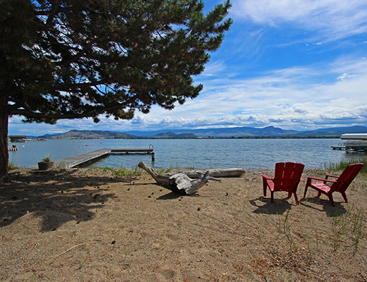Cabin On The Lake - 3 Bdrm - West Kelowna (CVH)
