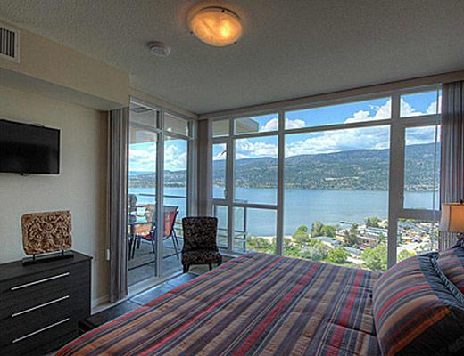 Waterscapes Skye Tower #1908 - 2 Bdrm + Den - Kelowna (KRA)