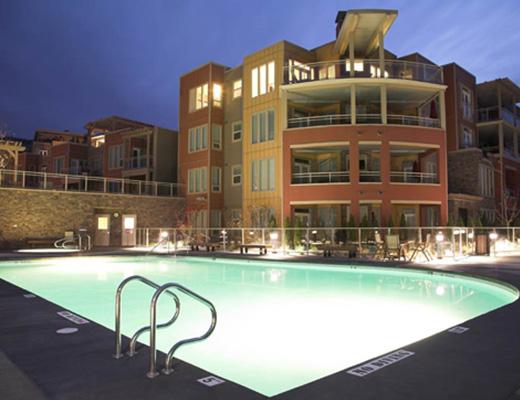 The Strand Lakeside Resort - Loft Marbella #1111 - Vernon