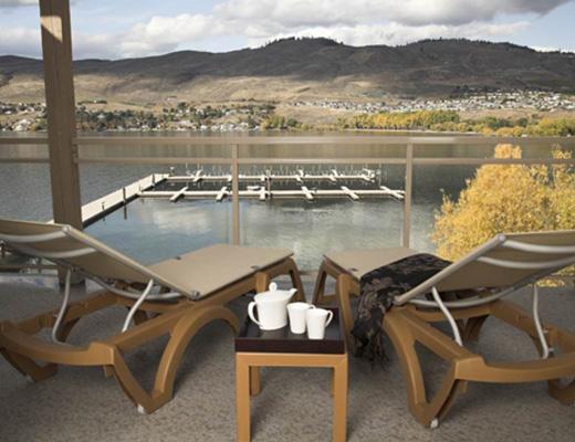 The Strand Lakeside Resort - Vernon