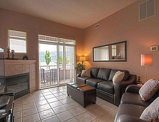 Sunset Waterfront Resort - #216 - 2 Bdrm + Den - Kelowna (KRA)