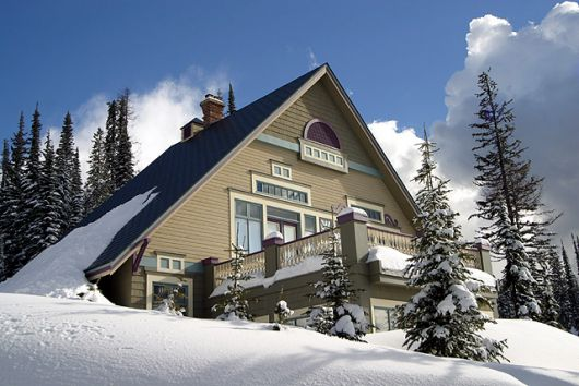 Mountain Car Chalet - Buckhorn -  3 Bdrm - Silver Star