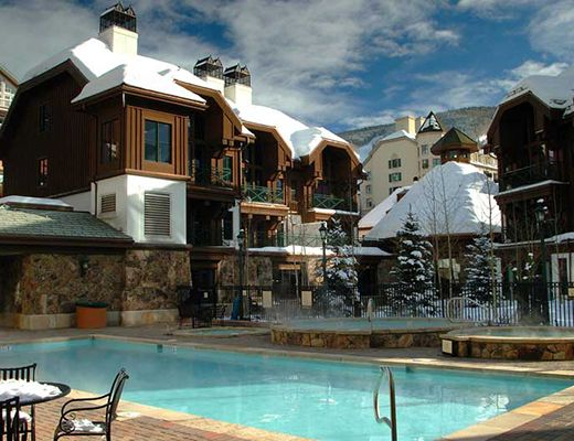 Hyatt Mountain Lodge - Studio - Beaver Creek