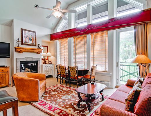 Hyatt Mountain Lodge - 3 Bdrm - Beaver Creek