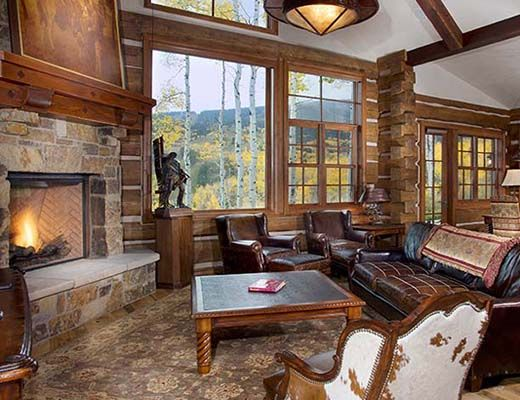 Majestic Views from Strawberry Park Cabin - 2 Bdrm HT - Beaver Creek