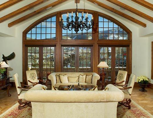 Elegant Beaver Creek Mountain Chalet - 6 Bdrm HT - Beaver Creek
