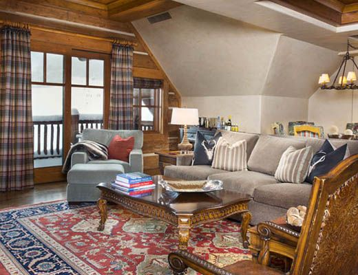 Ritz-Carlton Penthouse (Slopeside Views) - 3 Bdrm - Bachelor Gulch
