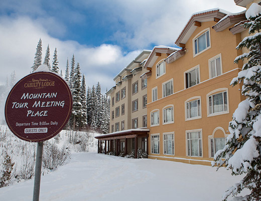 Nancy Greene's Cahilty Hotel & Suites - Grand Studio Full Kitchen - Sun Peaks