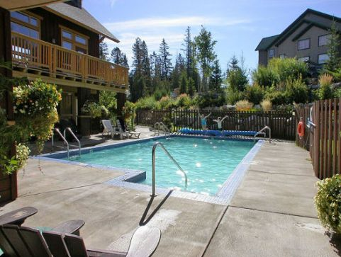 Timberline Lodge T223 - 2 Bdrm (Bronze) - Fernie