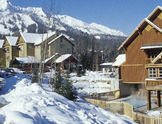 Timberline Lodge T125 - 2 Bdrm (Standard) - Fernie