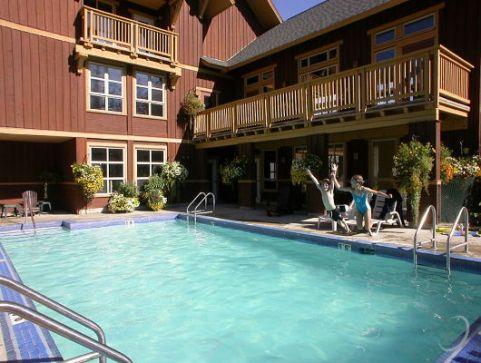Timberline Lodge T237 - 2 Bdrm (Standard) - Fernie