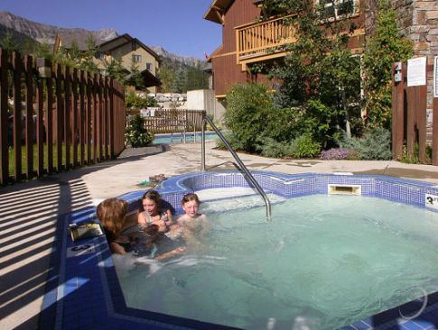 Timberline Lodge T417 - 2 Bdrm (Gold) - Fernie
