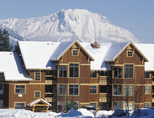 Timberline Lodge T618A - 1 Bdrm (Platinum Juniper) - Fernie