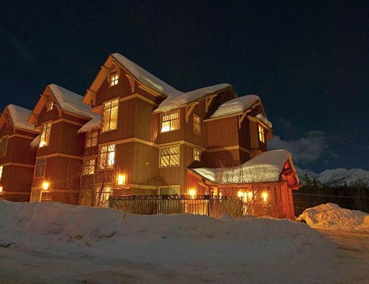 Timberline Lodge T647A - 1 Bdrm (Platinum Juniper) - Fernie