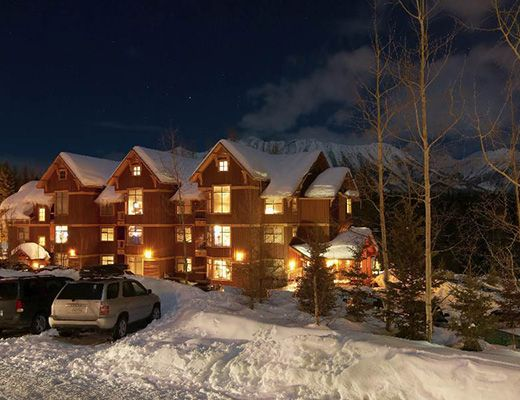 Timberline Lodge T645A - 1 Bdrm (Platinum Juniper) - Fernie