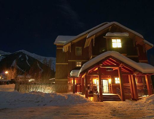 Timberline Lodge T640A - 1 Bdrm (Platinum Juniper) - Fernie