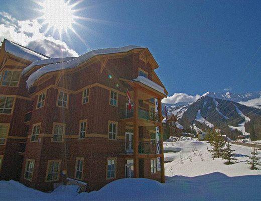 Timberline Lodge T623A - 1 Bdrm (Platinum Juniper) - Fernie