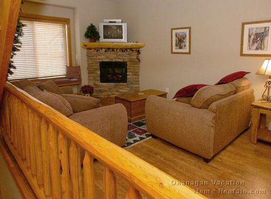 Whitetail - 1 Bdrm + Den (D) - Big White