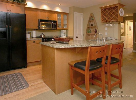 Trappers' Crossing - 1 Bdrm HT (P) - Big White