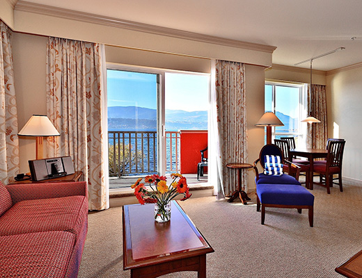 Manteo Resort - 1 Bdrm Suite - Lakeside - Kelowna