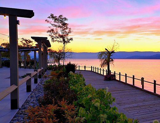 Manteo Resort - 3 Bdrm + Den Villa - Gardenside - Kelowna