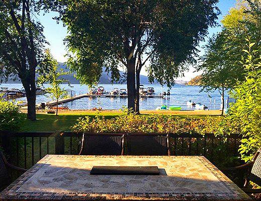 Wood Lake Villas #19 - 3 Bdrm Lakefront - Wood Lake