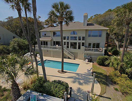10 Junket - 8 Bdrm w/Pool - Hilton Head