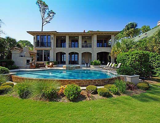 21 Brigantine - 6 Bdrm w/Pool HT - Hilton Head
