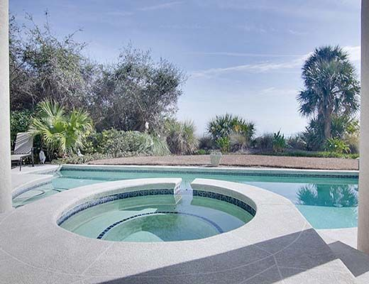 7 Galleon - 6 Bdrm w/Pool HT - Hilton Head