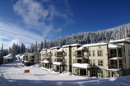 Creekside #302 Snowbrush - Studio - Silver Star (VC)