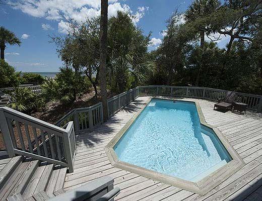 12 Brigantine - 6 Bdrm w/Pool - Hilton Head