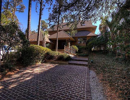 9 Dinghy - 6 Bdrm w/Pool HT - Hilton Head