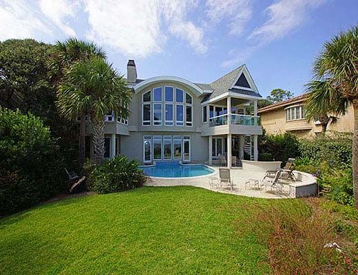 9 Junket - 5 Bdrm w/Pool - Hilton Head