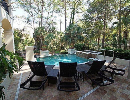 7 Brigantine - 6 Bdrm w/Pool HT - Hilton Head