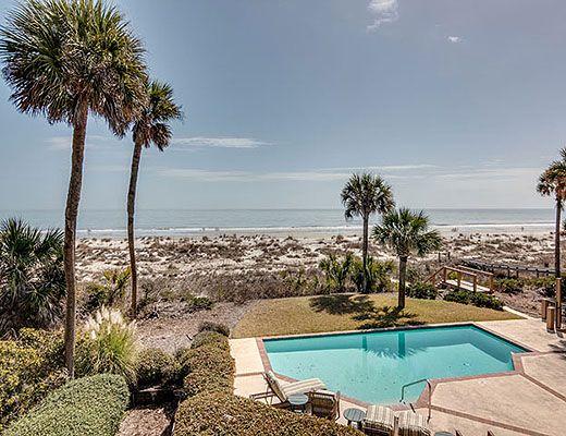 17 Brigantine - 4 Bdrm + Den w/Pool - Hilton Head