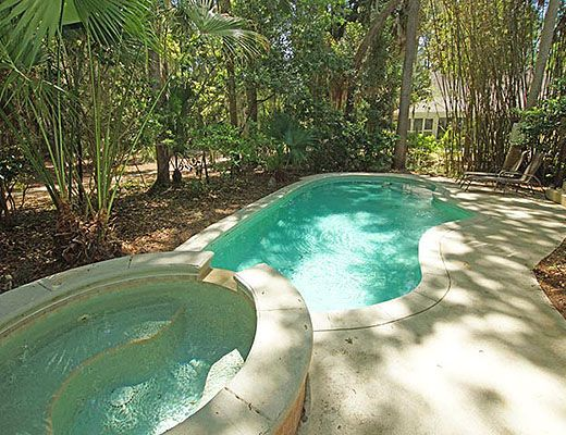 7 Sandhill Crane - 6 Bdrm w/Pool HT - Hilton Head
