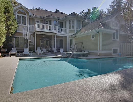 3 Junket - 5 Bdrm + Den w/Pool HT - Hilton Head