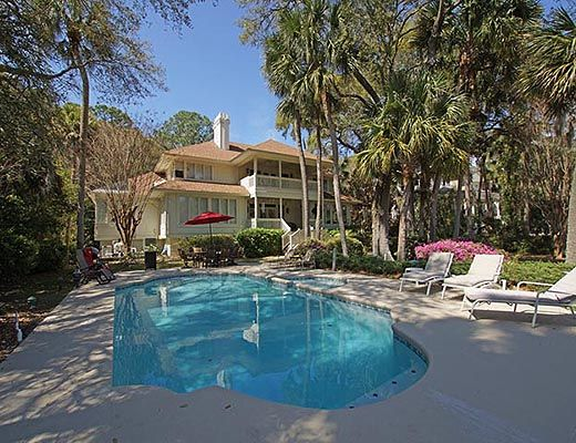 48 Sea Lane - 7 Bdrm w/Pool HT - Hilton Head
