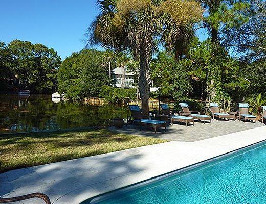 143 Mooring Buoy - 5 Bdrm w/Pool - Hilton Head