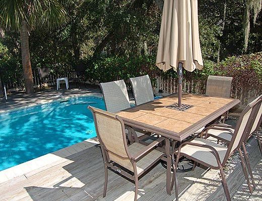 6 Kingfisher - 6 Bdrm w/Pool HT - Hilton Head