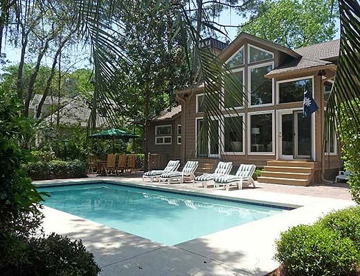 80 Mooring Buoy - 6 Bdrm w/Pool - Hilton Head