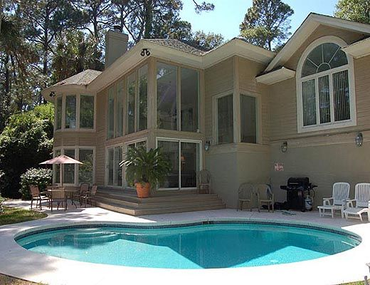 57 North Sea Pines - 4 Bdrm w/Pool - Hilton Head