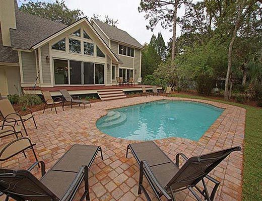 17 Off Shore - 5 Bdrm w/Pool - Hilton Head