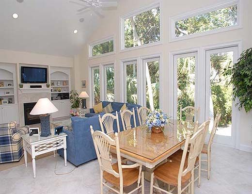 1 Hunt Club - 4 Bdrm w/Pool - Hilton Head