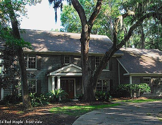 24 Red Maple - 5 Bdrm w/Pool HT - Hilton Head