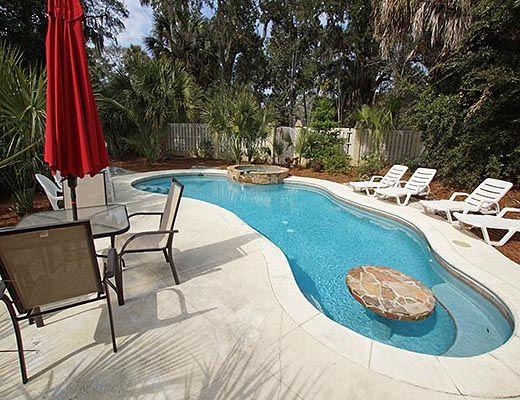 23 Sandpiper - 4 Bdrm w/Pool - Hilton Head