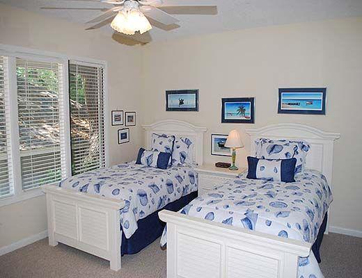 136 Mooring Buoy - 3 Bdrm + Den w/Pool HT - Hilton Head